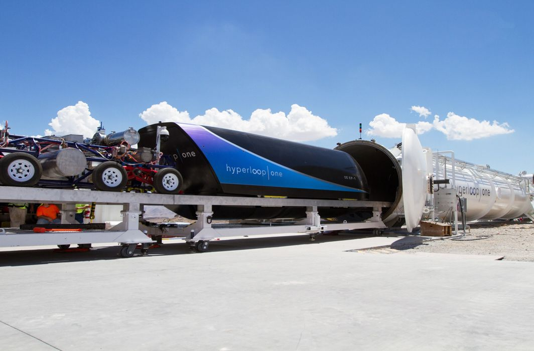 India may become the first country to get super high-speed transport system 'Hyperloop'