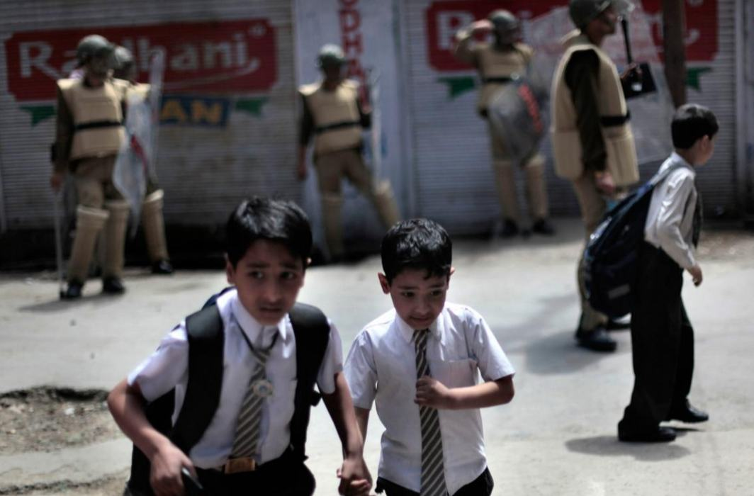Schools shut amid continuing cross-border firing along LoC in J&K