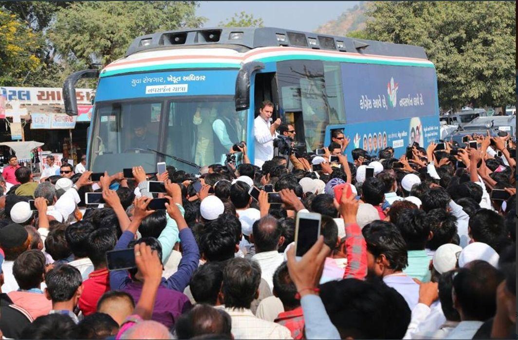 Rahul Gandhi asks PM Modi to speak on Ajay Shah Corruption