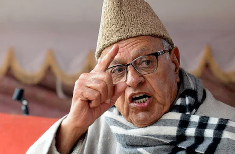 Jinnah didn't want separate country for Muslims: Farooq Abdullah