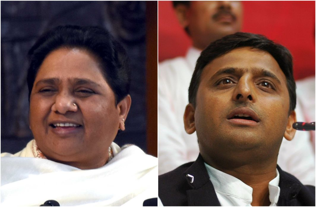 No truck with SP in Gorakhpur, says Mayawati