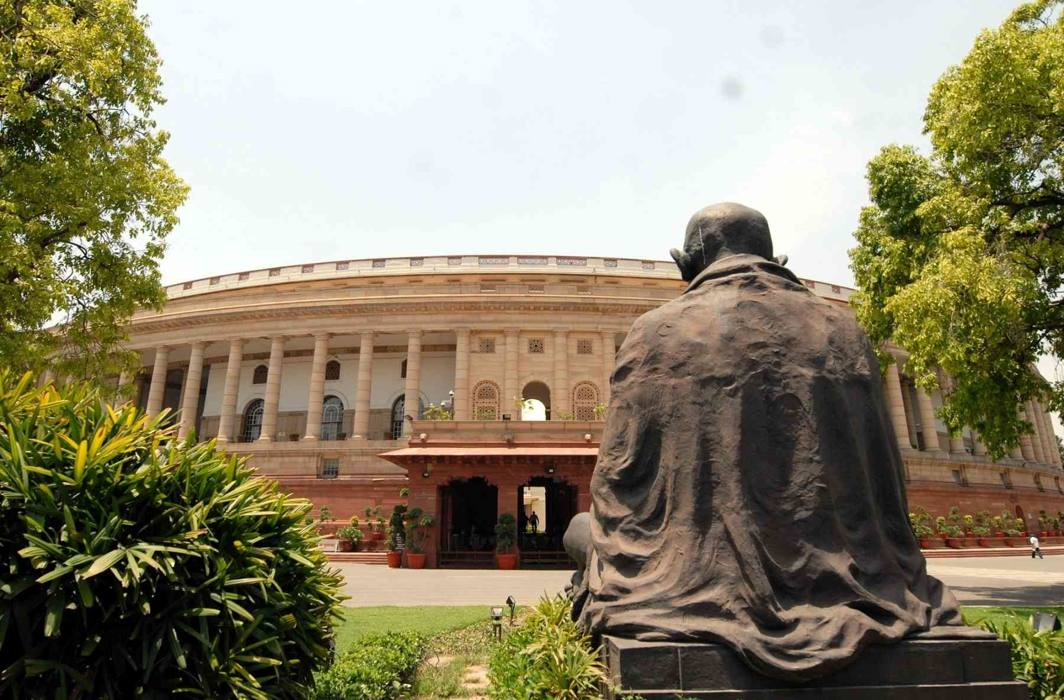 Both Houses of Parliament adjourned amid uproar over PNB fraud and special status to Andhra Pradesh