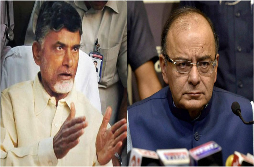 TDP-BJP differences strain NDA, but things may change in a year