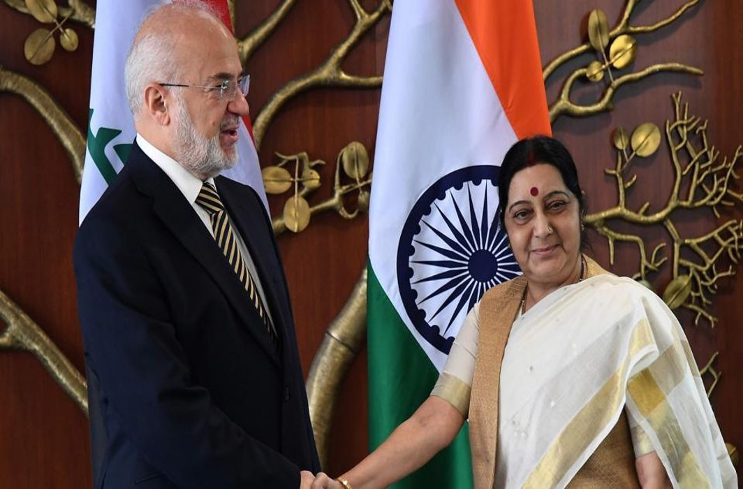 Sushma Swaraj confirm killing of 39 Indian labourers in Iraq