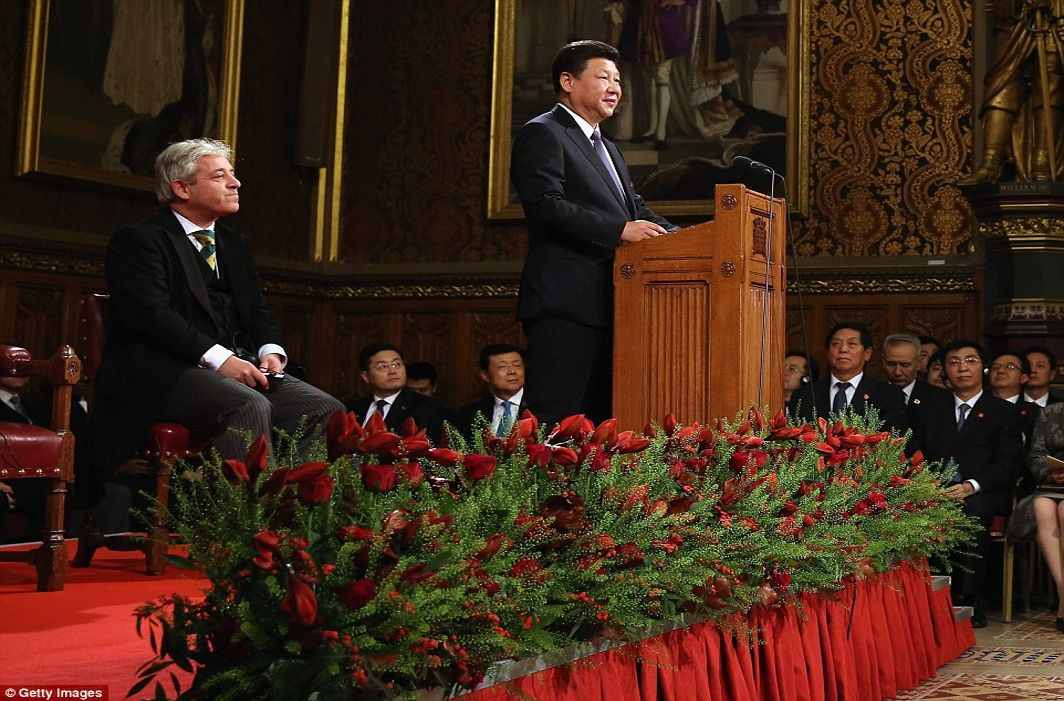 China's has endorsed a constitutional change scrapping presidential term limits, paving the way for President Xi Jinping to rule without any time limit.