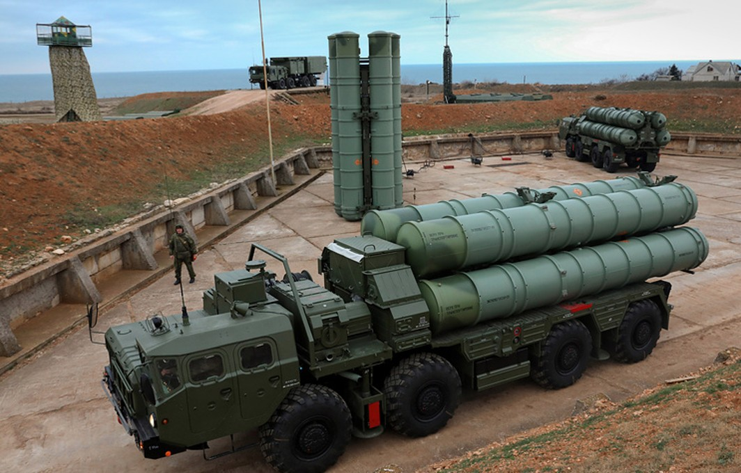 Russia expect inking S-400 missile contract with India in 2018