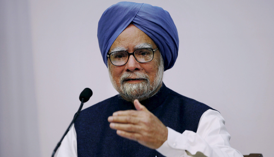 Manmohan Singh blames PM Narendra Modi govt for J&K situation
