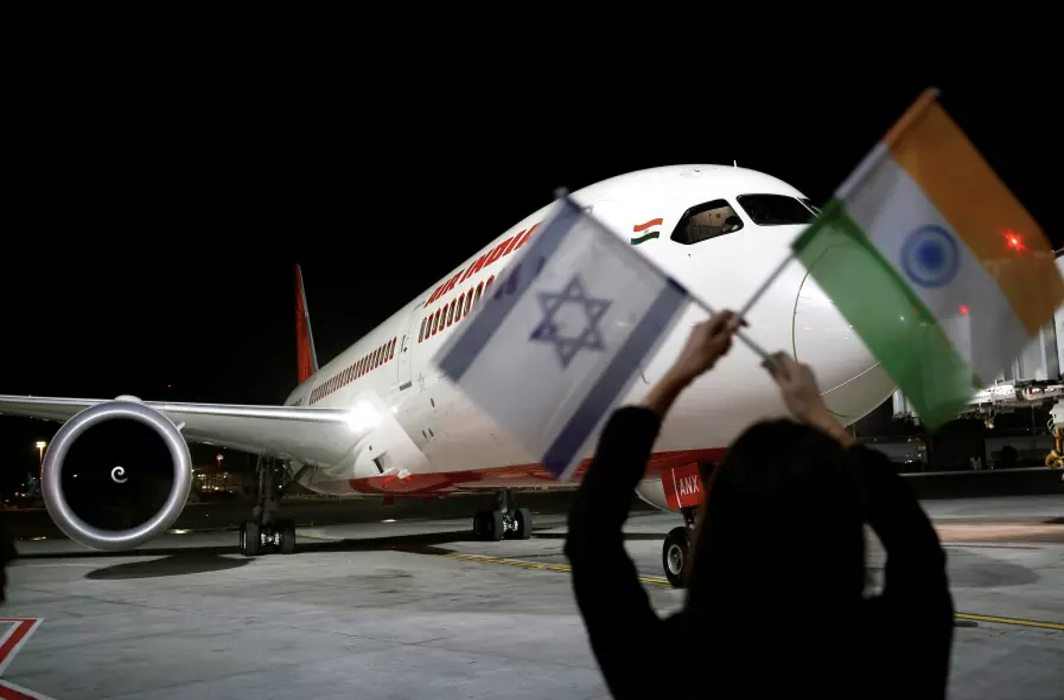India and Israel come closer with reduced flight time