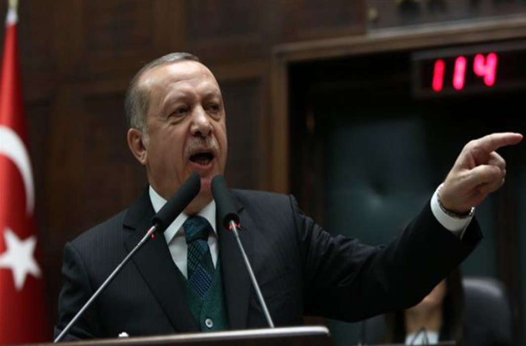 Turkish President Recep Tayyip Erdogan has announced the start of a military operation in Sinjar in northern Iraq against PKK fighters on Sunday.