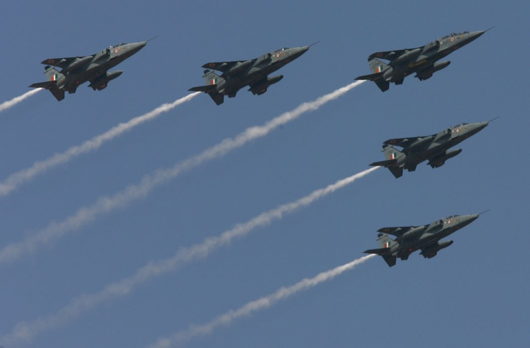 India's military strength fourth in Global Firepower index, China, at third, close behind Russia, US tops; Pakistan 13th