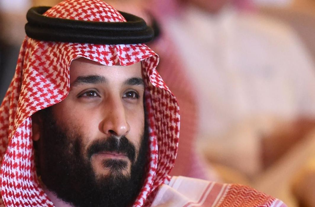 Saudi Crown Prince recognise Israelis right to their own land