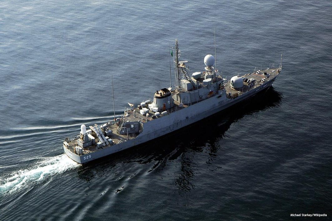 Saudi warship attacked by Yemen's Houthis near Hudaydah