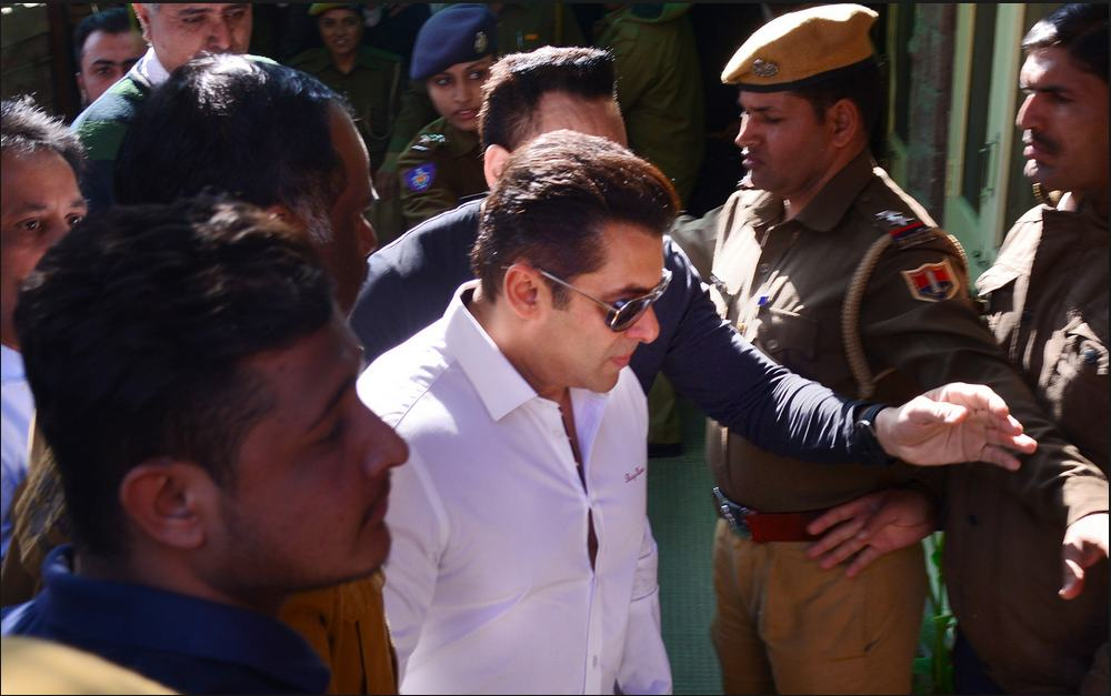 Salman Khan gets bail in blackbuck poaching case after two nights in jail