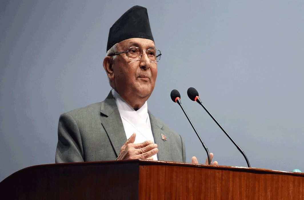 Nepal never allowed its territory to be used against India