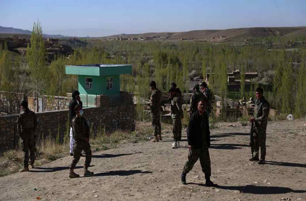 11 policemen killed in W. Afghan attack