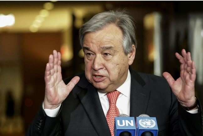 UN Secretary General terms Kathua gangrape and murder horrific, asks India to ensure justice