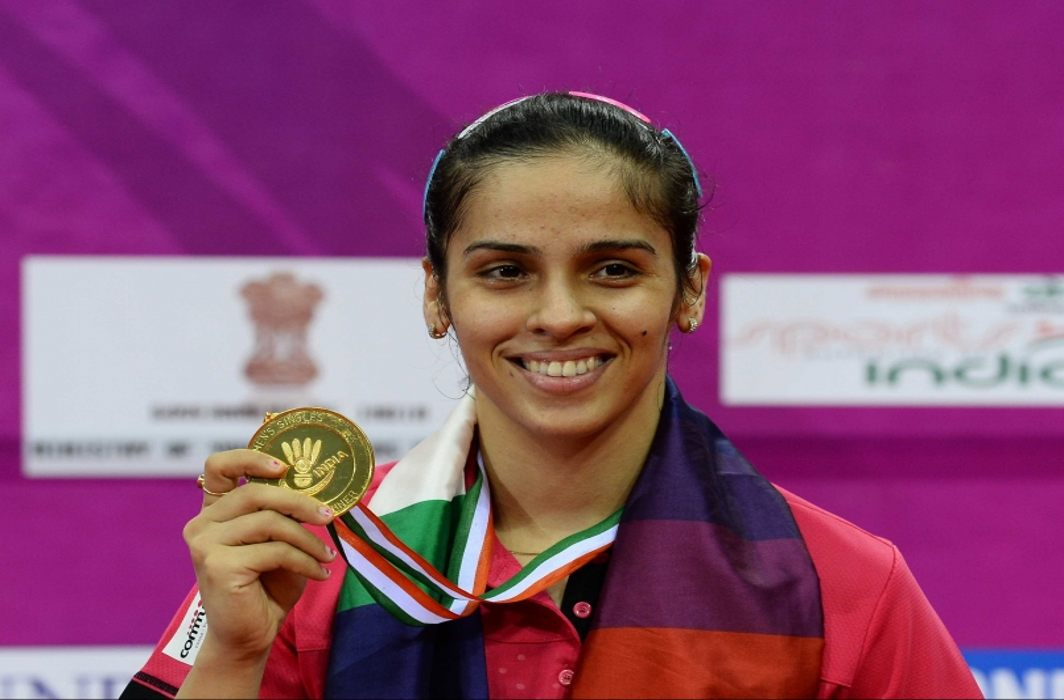Sania Nehwal prouds India with second Gold at CWG