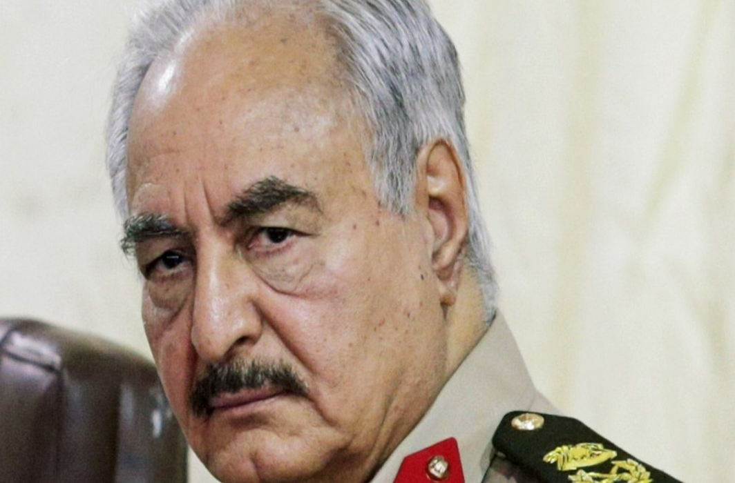 Libya's strongman Khalifa Haftar in Paris hospital