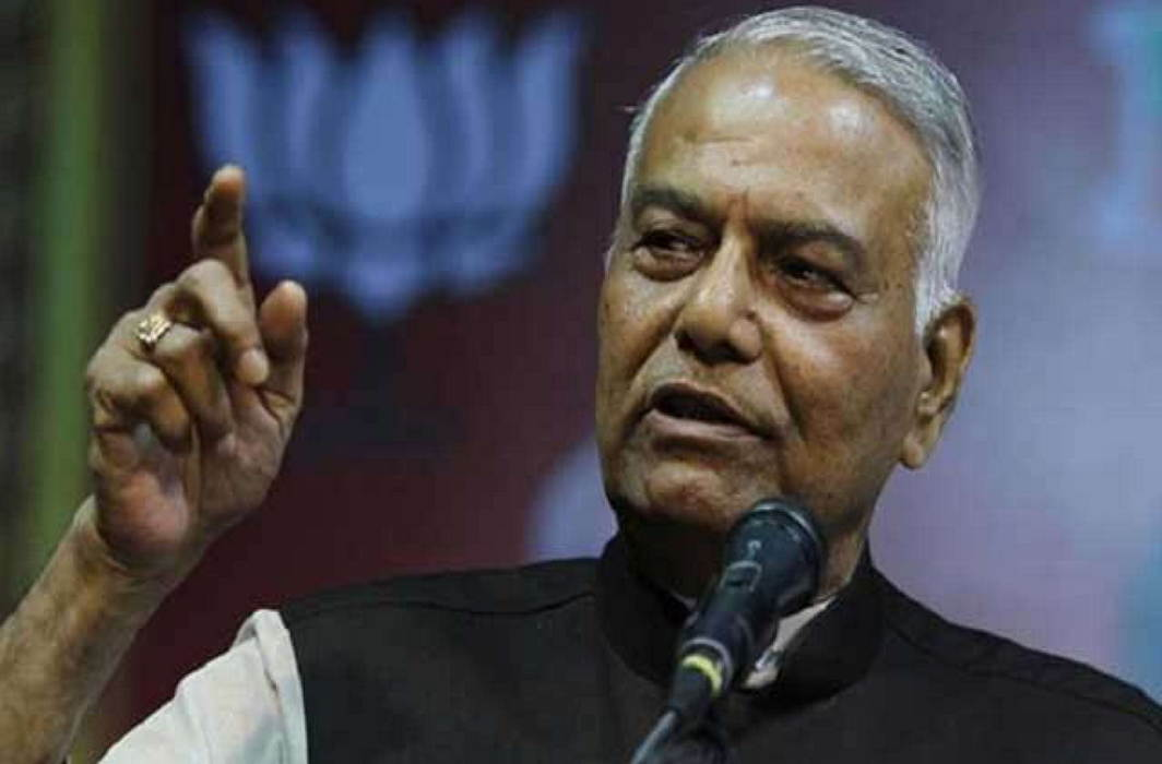 Former union minister Yashwant Sinha quits BJP, to campaign 'to save democracy'