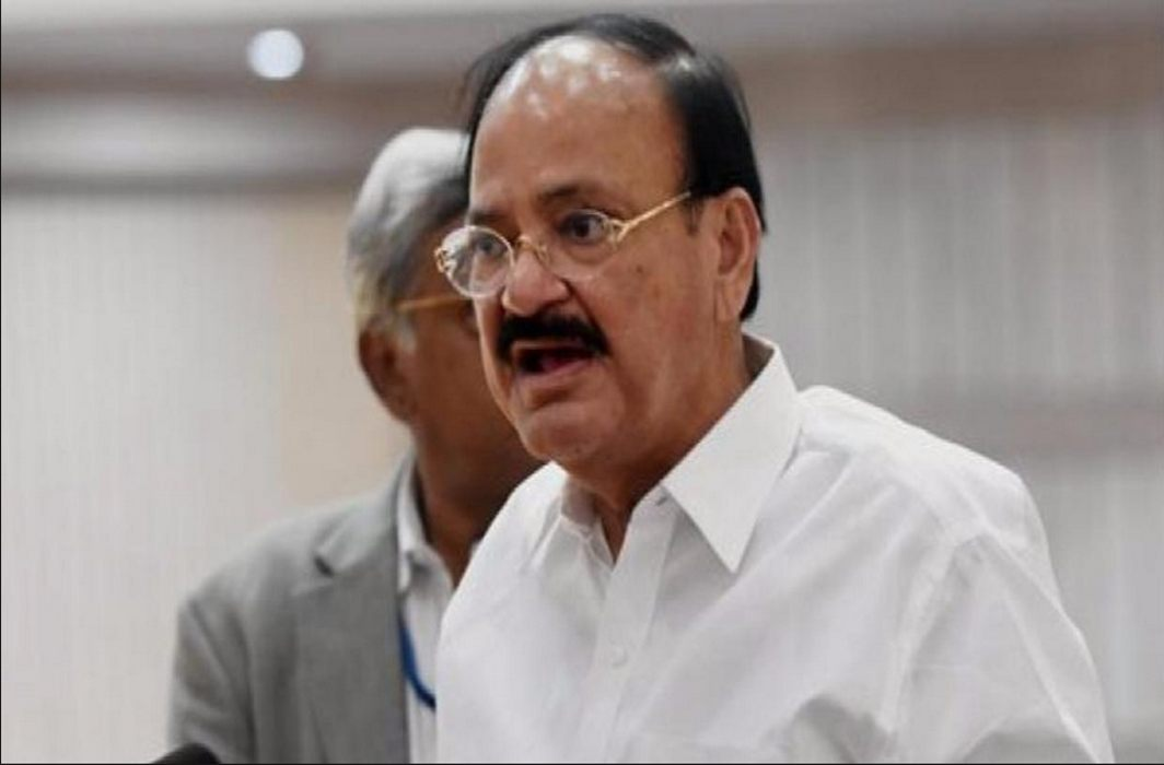 Rajya Sabha Chairman Venkaiah Naidu rejects impeachment notice against Chief Justice