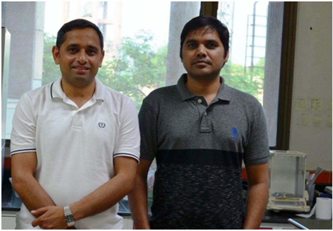 Dr. Jitender Giri and Bipin K. Pandey