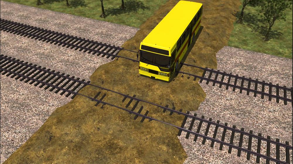 Kushinagar train-bus collision: 13 children killed, bus driver had earphones on