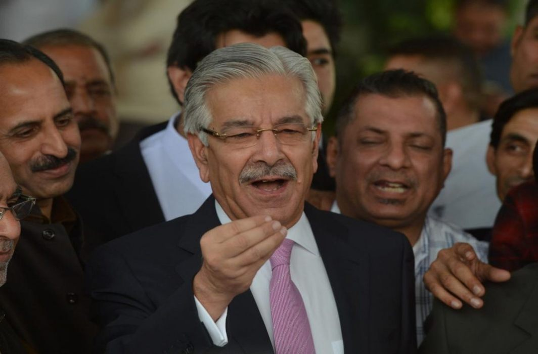 Pakistan court disqualifies Foreign Minister Khwaja Asif