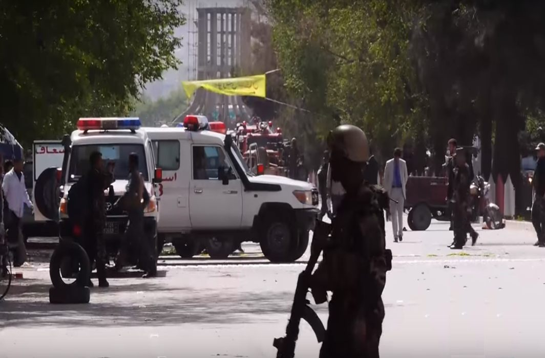 Over 29 killed in twin terror explosions in Kabul