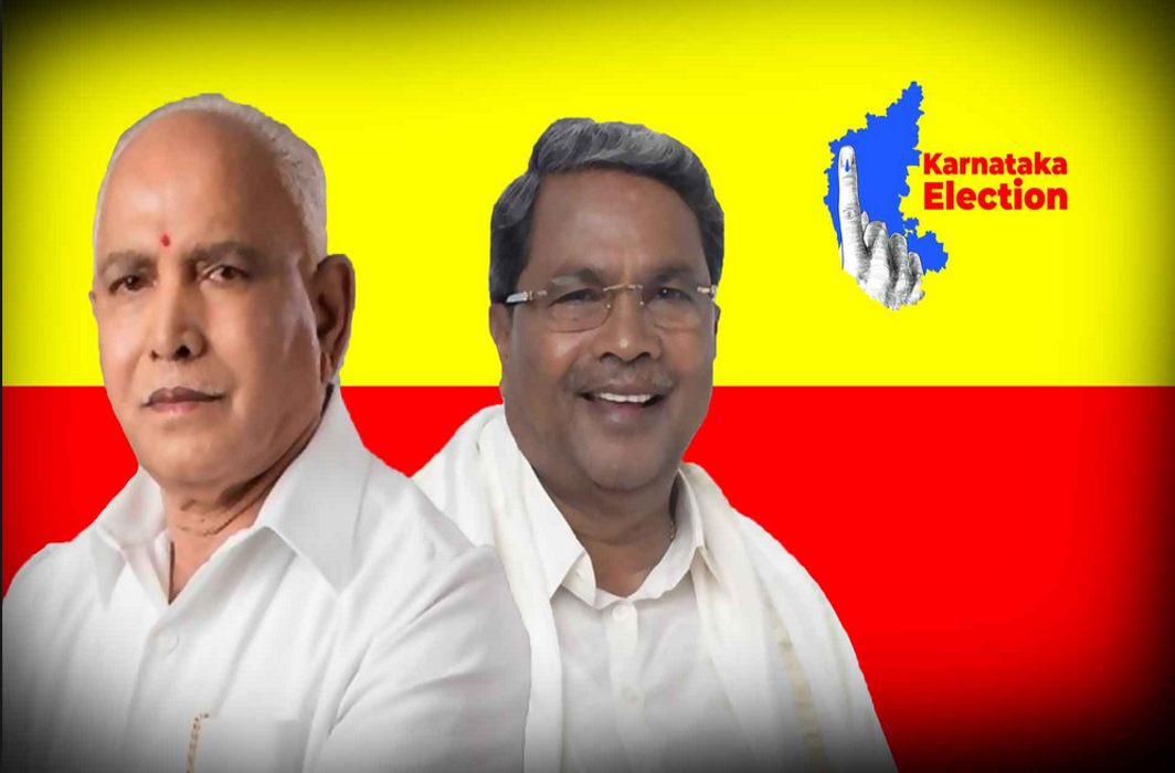 Karnataka poll campaign heats up as voting day approaches