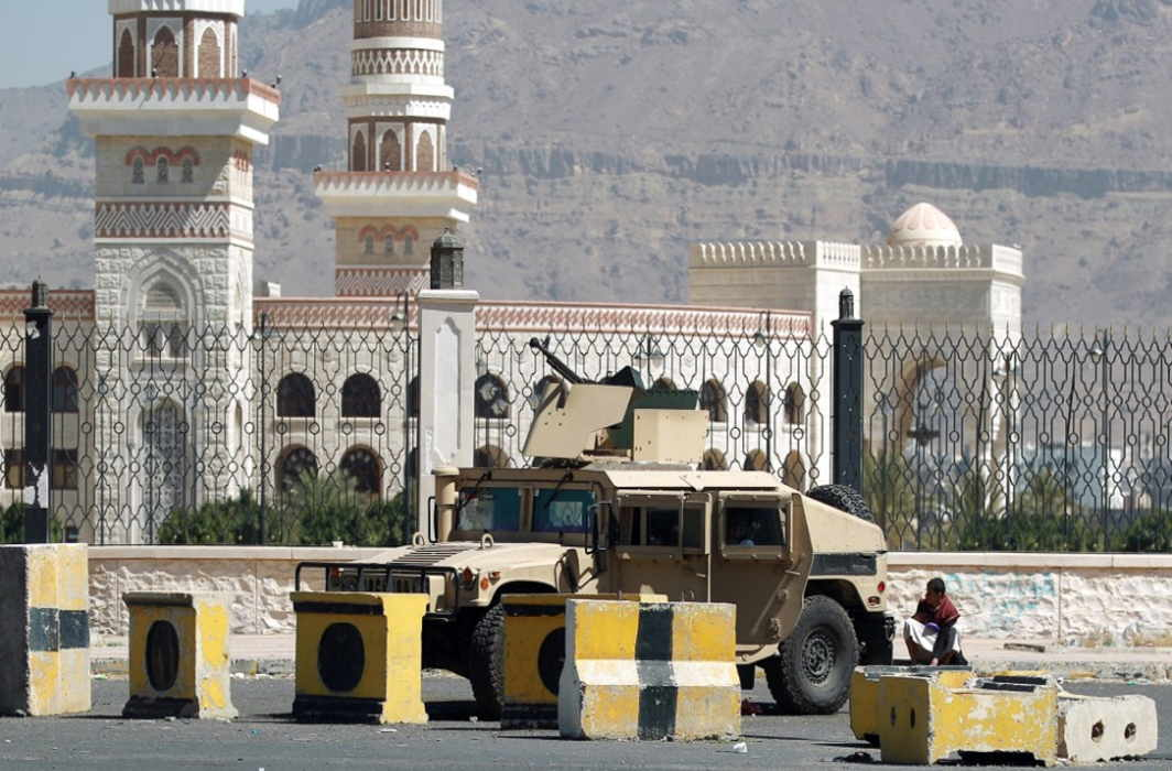 Yemen's Houthi condemn Saudi Arabia for hitting Presidential Office