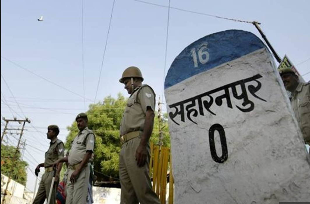 Saharanpur in UP tense after Bhim Army leader's brother shot