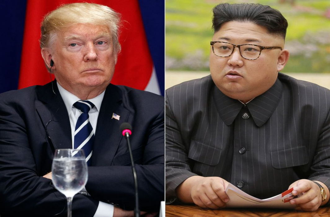 Trump welcomes Kim's gesture of dismantling nuclear-test site