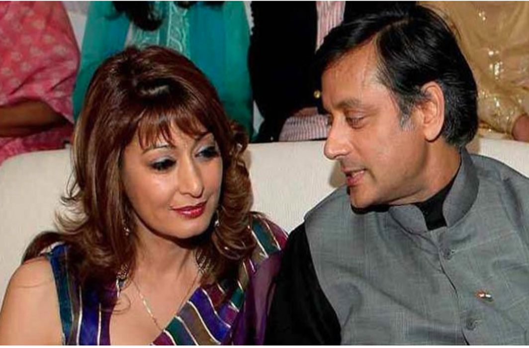 Shashi Tharoor Made Accused in Sunanda Death Case