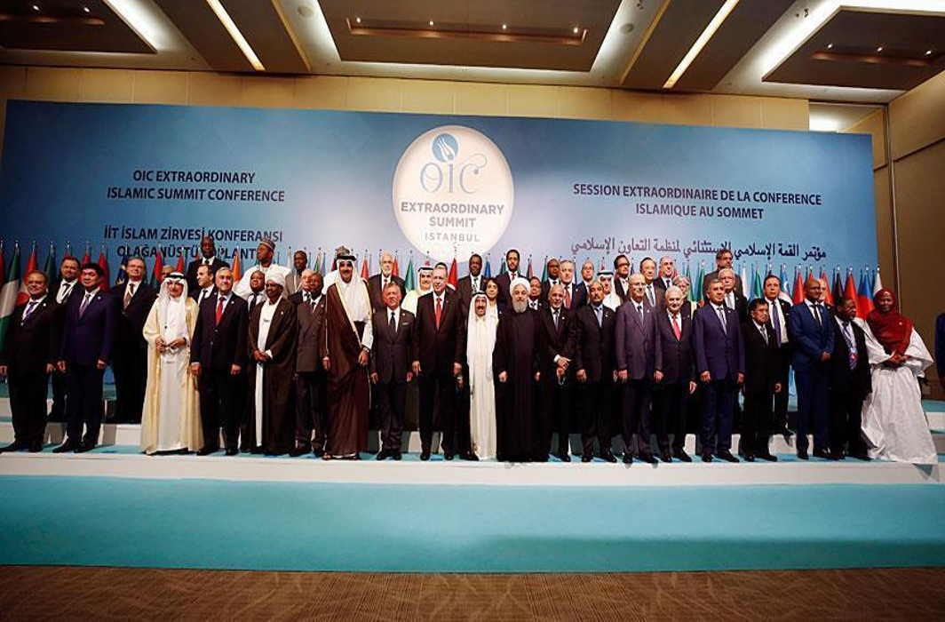 OIC Summit: Erdogan call Muslim leaders to confront Israel