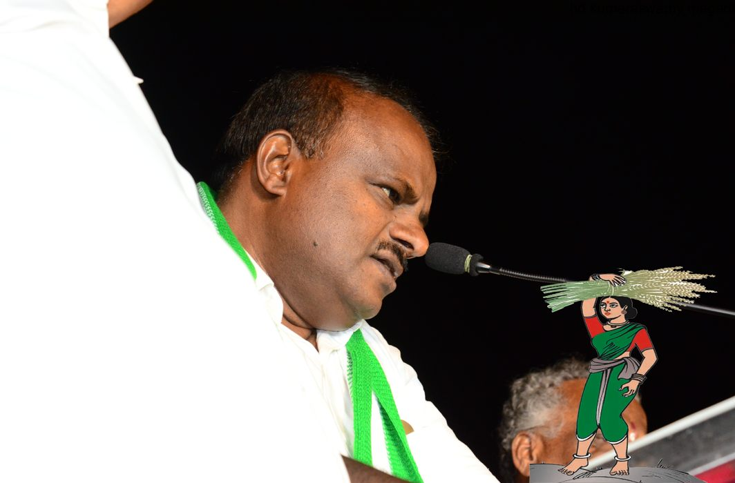 HD Kumaraswamy to take oath on Wednesday, host of opposition leaders to attend