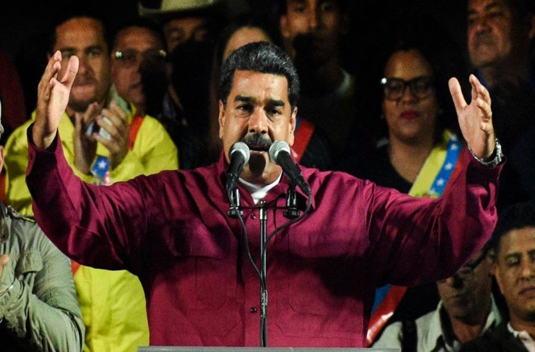 Maduro declared victor in disputed Venezuela election