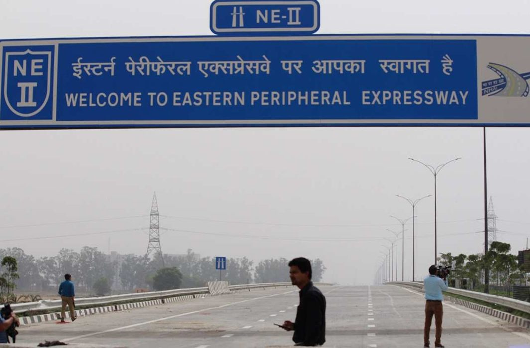 PM inaugurate Eastern Peripheral and Delhi-Meerut Expressway