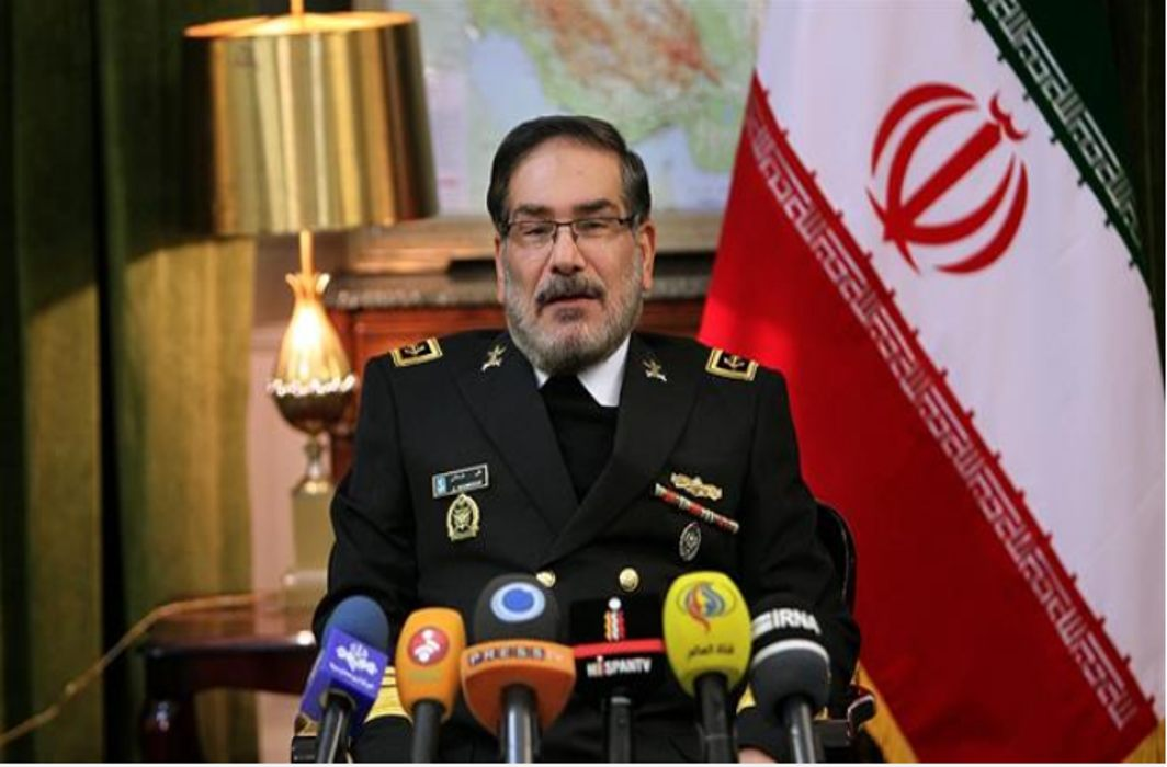 Iranian Top Security Official Says No Retreat On Syria, Missiles