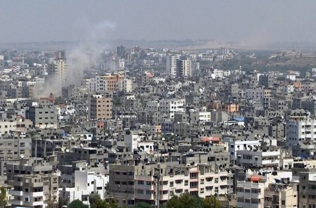 Israel-Hamas ceasefire holds after escalation in attacks
