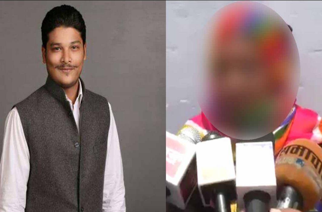 BJP MLA from Badaun Kushagra Sagar booked for rape of minor