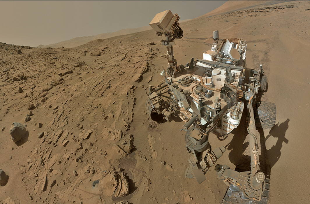 NASA rover finds ancient Mars had ingredients for life