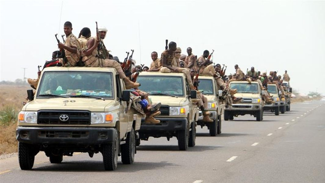 Saudi-led coalition launch fresh offensive in Yemen