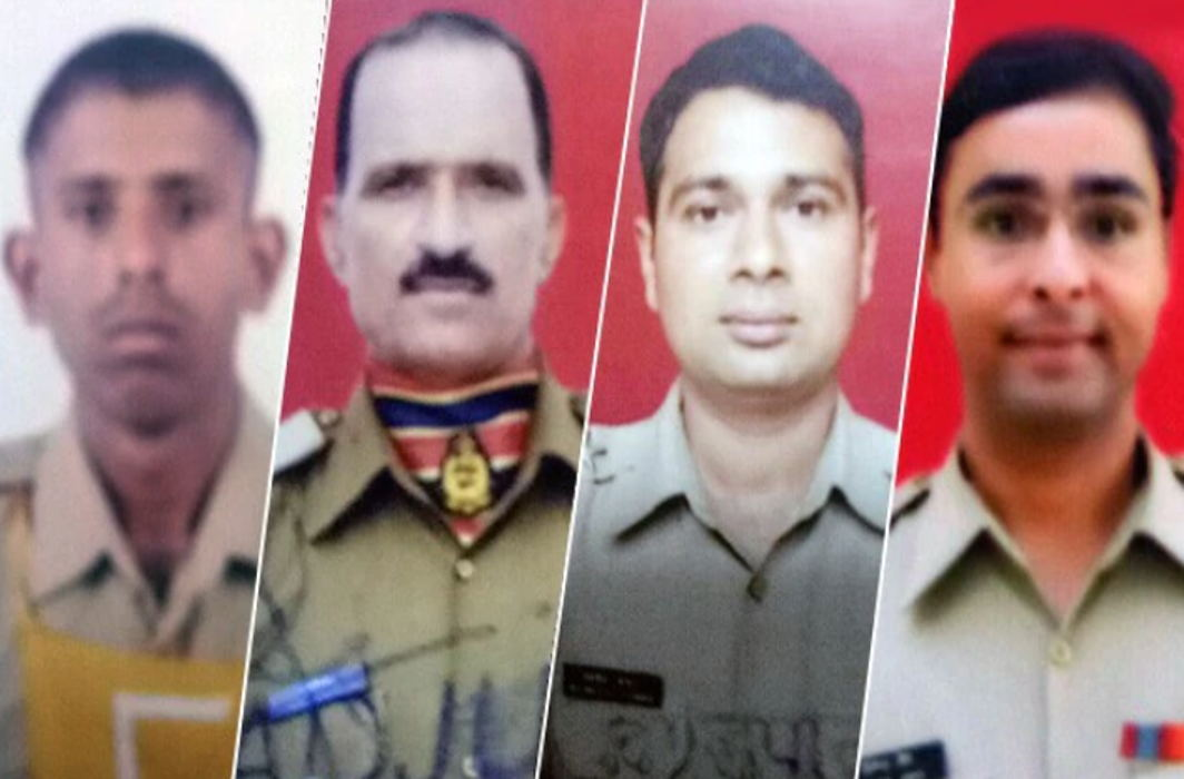 4 BSF men including officer killed in ceasefire violation by Pakistan rangers