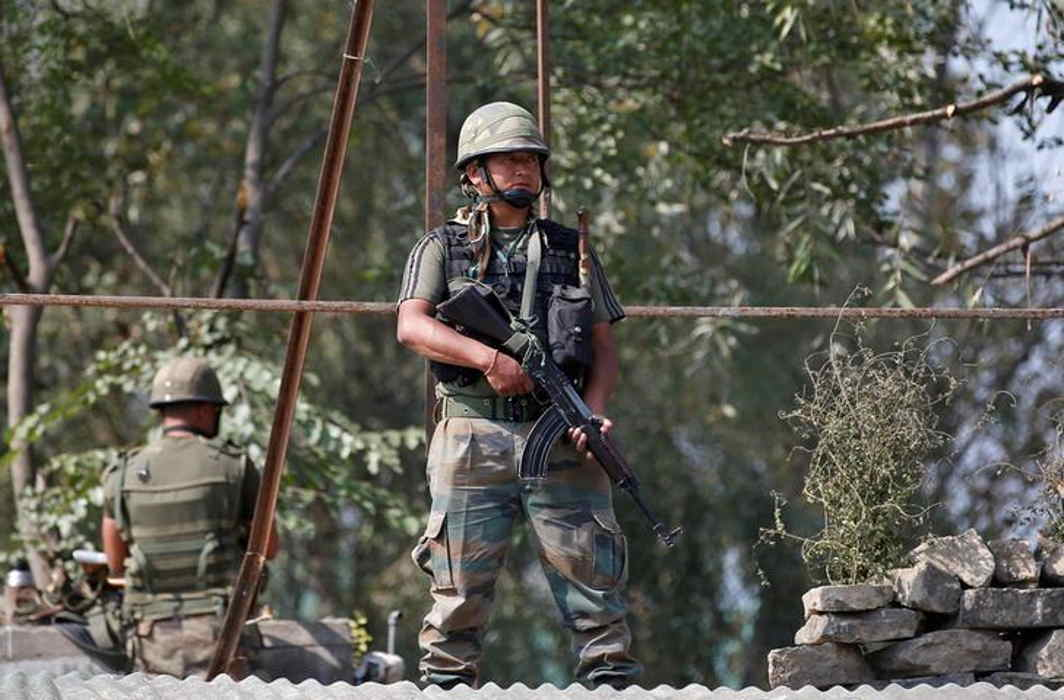 Two Lashkar militants killed in J&K encounter