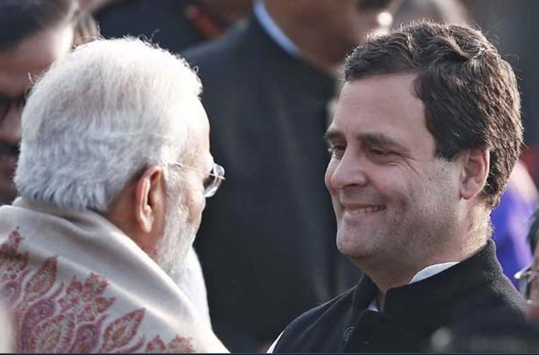"Rahul Gandhi turns 48, PM Modi wishes him ""Long and Healthy Life"""