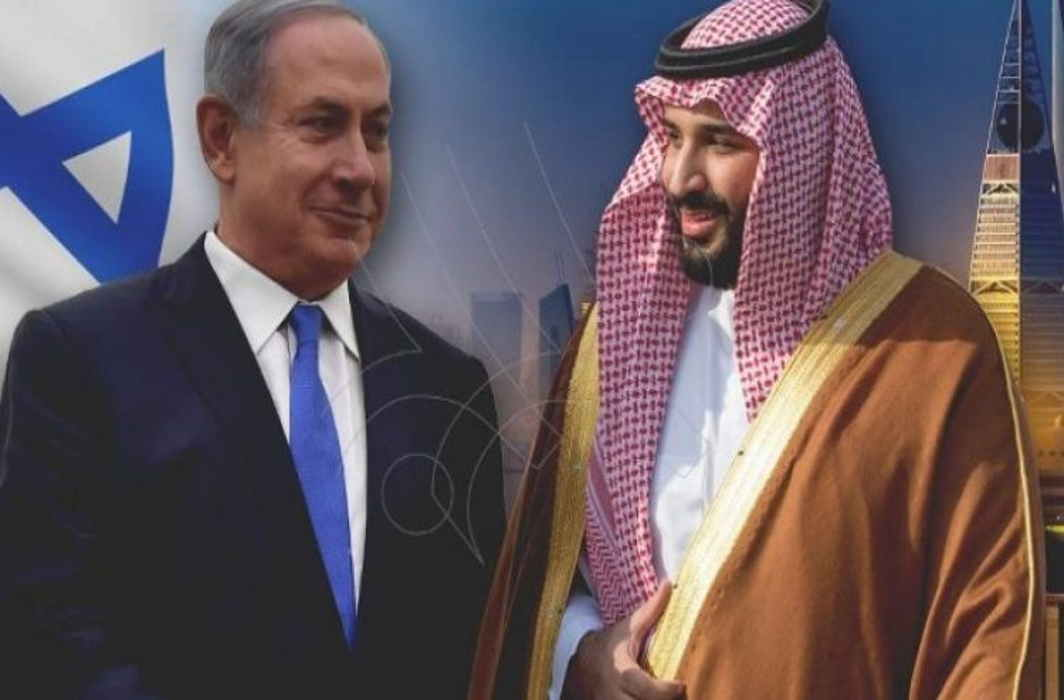 Saudi Crown Prince MBS meets Netanyahu in Amman