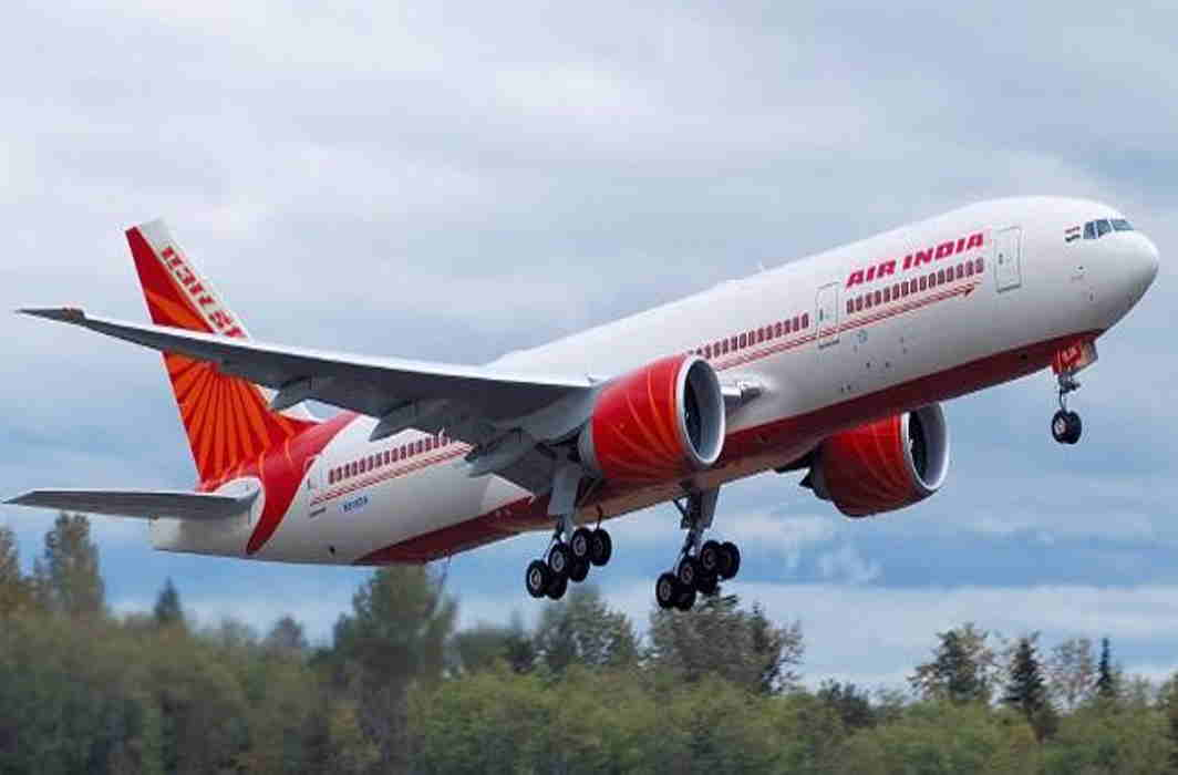 """Muslim"" Meal On Air India To Protect Hindus From ""Halal"""