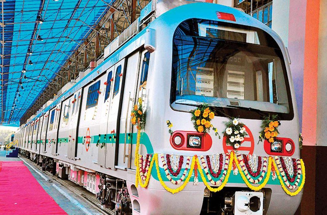 PM Inaugurates Mundka-Bahadurgarh Metro Services