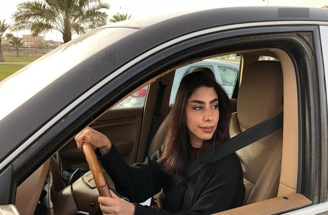 Ban lifted on women driving in Saudi Arabia