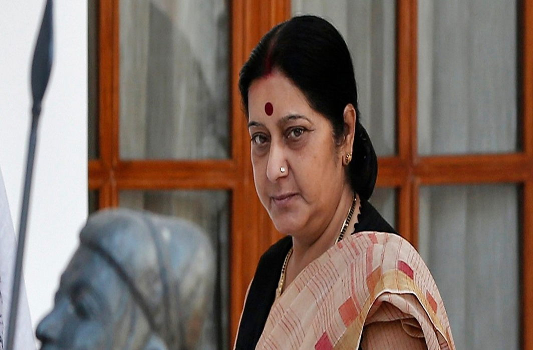 Sushma Swaraj gets trolled for passports issued to inter-faith couple